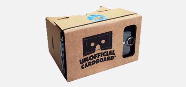 Unofficial Cardboard
