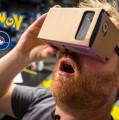 Pokemon Go e Google Cardboard