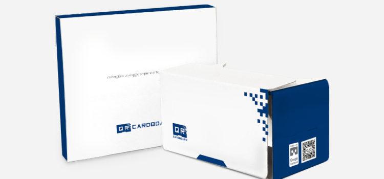 QR Cardboard, l'azienda specializzata nella produzione di Cardboard certificati Google