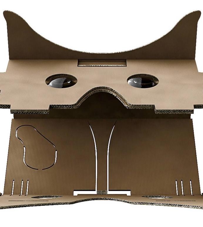 """Goofo, cardboard reinvented"""